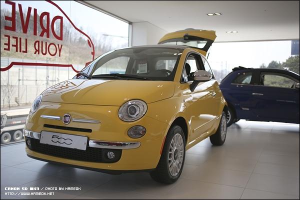 노랑 라운지 모델
