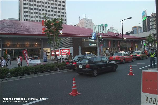 유락쿠쵸 (有樂町) 의 무인양품 매장은 일본 최대규모
