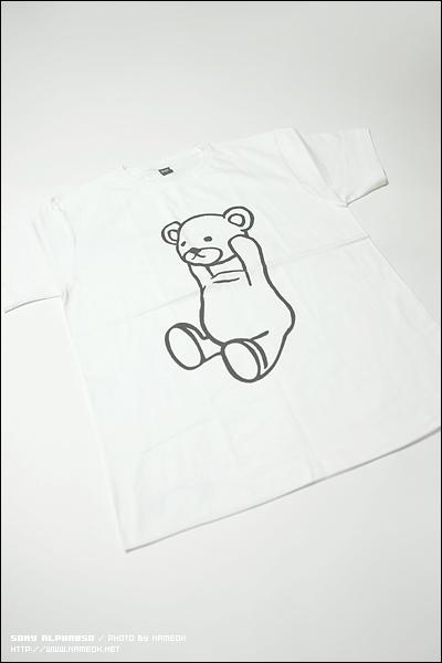 시부야 매장에서 품절이었던 'Control bear' 시리즈