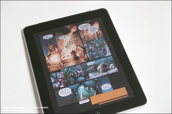쿠마가 좋아할만 한 DC 코믹스 앱