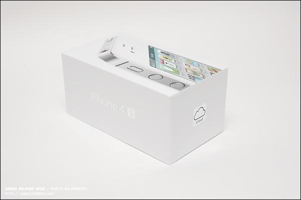아이폰 4S 화이트