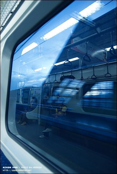 부산 지하철을 타고 서면까지 이동하자