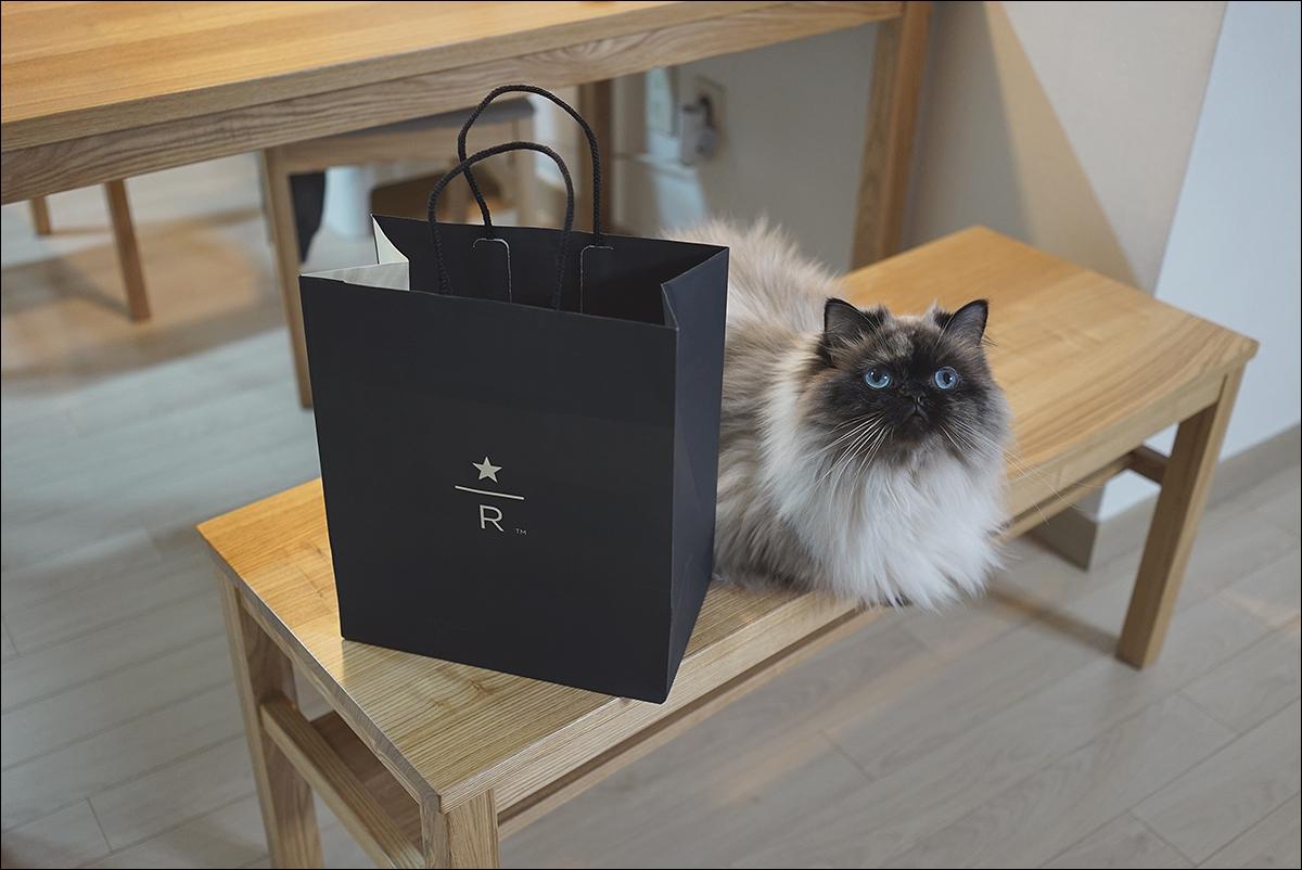 앗- 스타벅스 리저브! 그리고 OPI 상품 공식모델 김봉봉